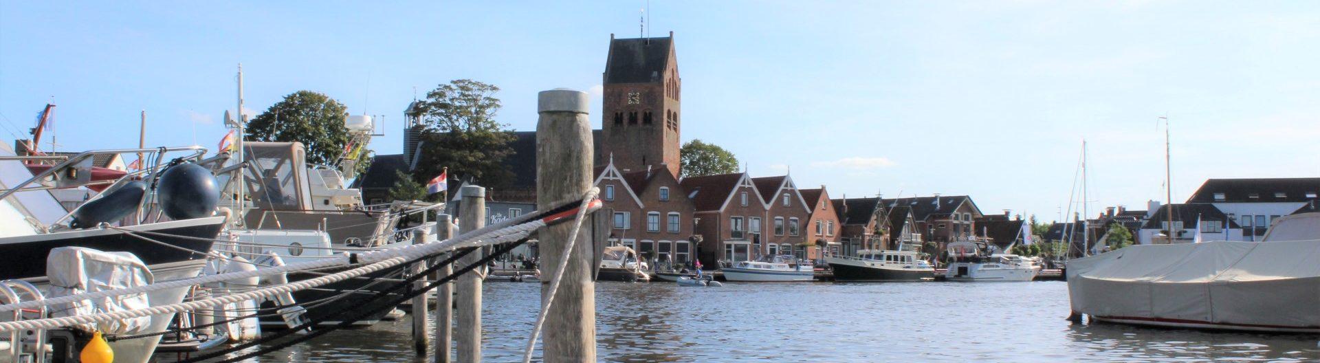 Grou Jachthaven De Oerhaal